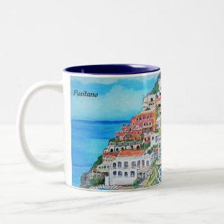 Positano Italy Mug