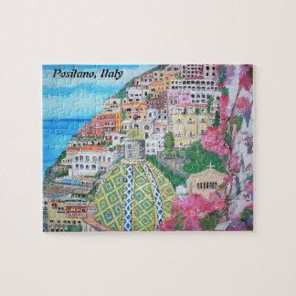 Positano, Italy - Puzzle