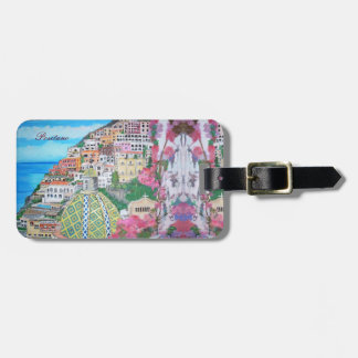 Positano, Luggage Tag