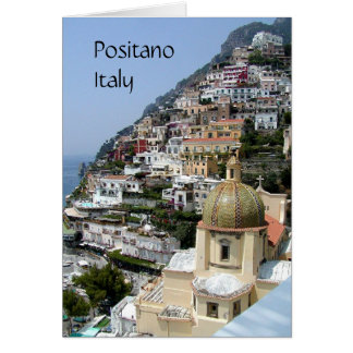 Positano - 'The Duomo' Card