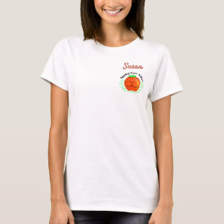 Positive Apple Pun - Appley Ever After T-Shirt