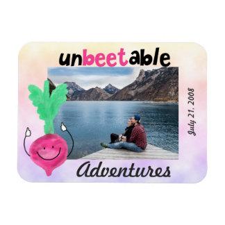 Positive Beet Pun - Unbeetable Magnet