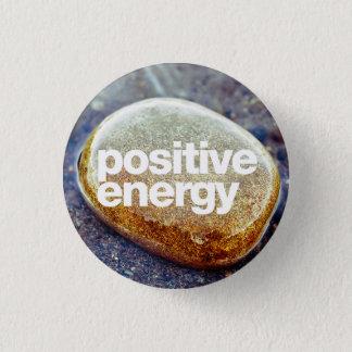 Positive Energy 3 Cm Round Badge
