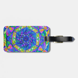 """Positive Focus"" Luggage Tag"
