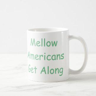 Positive message of unity coffee mug