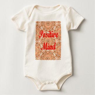 Positive Mind Baby Bodysuit