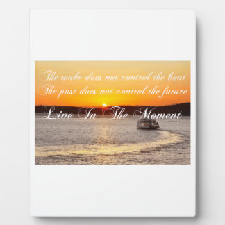 Positive Thinking Affirmation Photo Plaques