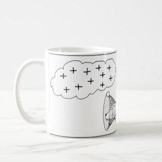 Positive thinking!  You Cone Do IT! Coffee Mug