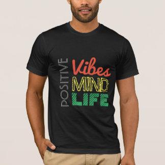 POSITIVE-VIBES_MIND_LIFE T-Shirt