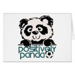 Positively Panda (Soccer) Cards
