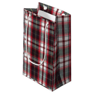 Positively Plaid Gift Bags