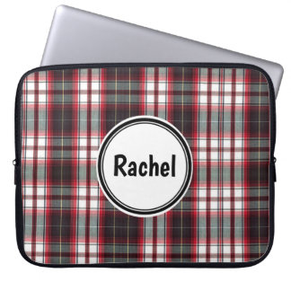 Positively Plaid Laptop Sleeves