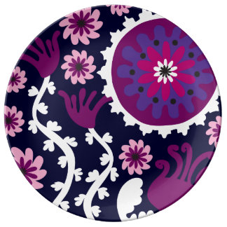 Positively Purple Plate
