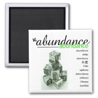 PositivEnergy Abundance Magnet