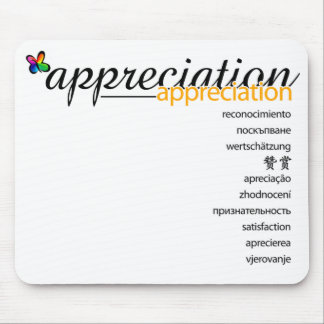 PositivEnergy Appreciation Mousepad