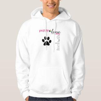 PositivEnergy Puppy Love Hoodie