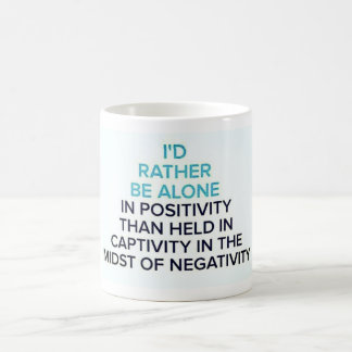 Positivity Coffee Mug