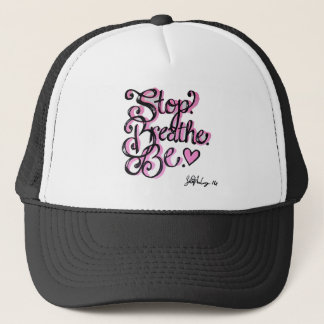Positivity Design Trucker Hat