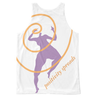 Positivity Spreads all over design shirt