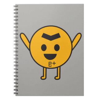 Positron notebook