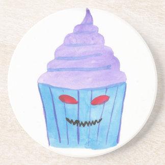 Possessed Cupcake Coaster