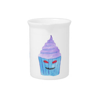 Possessed Cupcake Pitcher