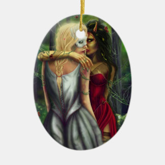 """Possessed"" Ornament"