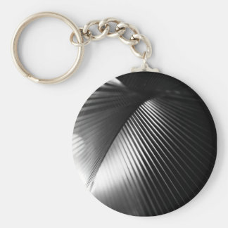 Possibilities Basic Round Button Key Ring