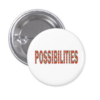 POSSIBILITIES : Wisdom Words Coach Mentor LOWPRICE 3 Cm Round Badge