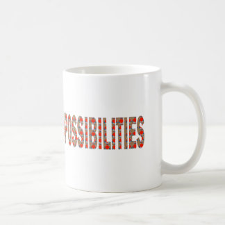 POSSIBILITIES : Wisdom Words Coach Mentor LOWPRICE Coffee Mug