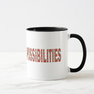 POSSIBILITIES : Wisdom Words Coach Mentor LOWPRICE Mug