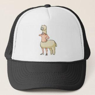 Possibility English story Nasu of alpaca Plateau Trucker Hat