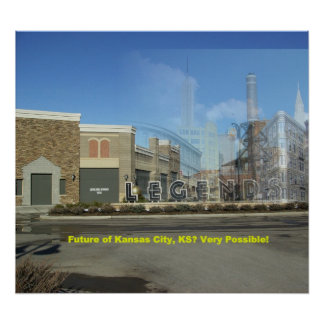 Possible future of Kansas City Kansas Posters