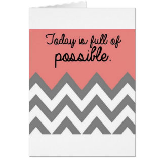 possiblities daily card
