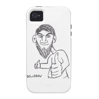 Possitive thinking every day! iPhone 4/4S covers