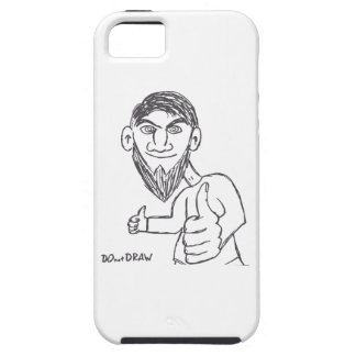 Possitive thinking every day! iPhone 5 cases