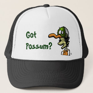 Possum, Got Possum? Trucker Hat