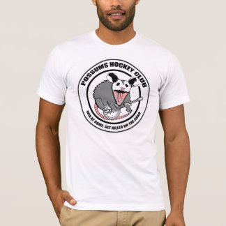 Possum Hockey T-Shirt