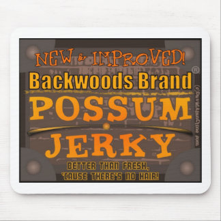 POSSUM JERKY xl Mouse Pad