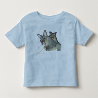 Possums boy toddler T-Shirt