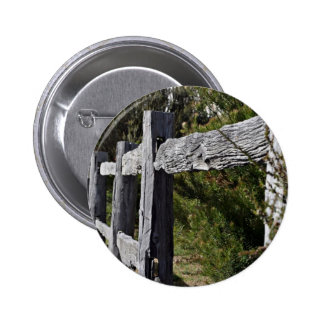 Post and Rail Fence Buttons