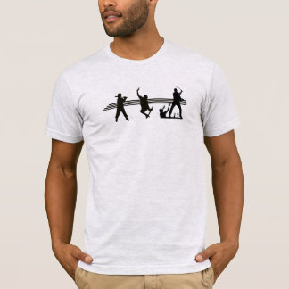 Post-Apocalyptic Sports T-Shirt