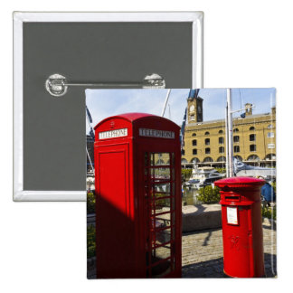 Post Box Phone box Pins