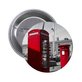 Post Box Phone box Pin