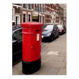post box postcard
