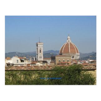 Post Card--Duomo Postcard