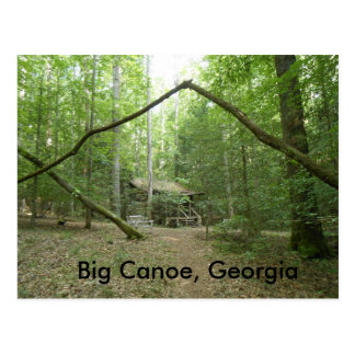 Post Card of Big Canoe, Georgia