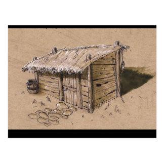 post card shack!