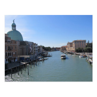 Post Card--The Grand Canal Postcard