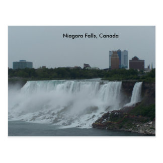 Post cards of Niagara Falls from the Canadian side
